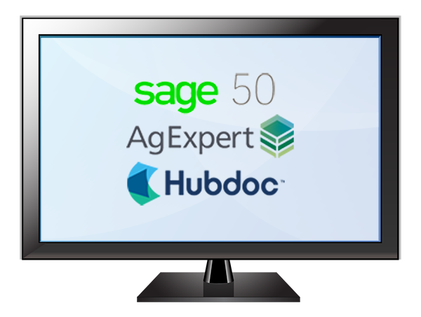 Sage 50 Hubdoc AgExpert Accounting Bookkeeping Training Education Support Business Farming Agriculture Saskatchewan